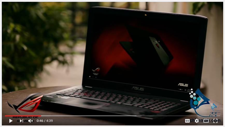 Techbatph Reviews: The ASUS ROG GL552JX