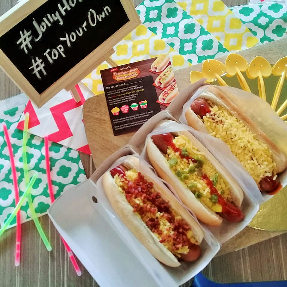 Jollibee launches TOP-YOUR-OWN Cheesy Classic Jolly Hotdog