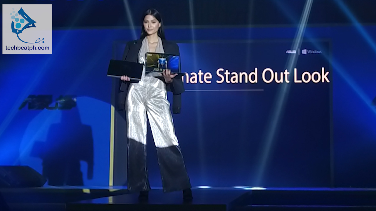 ASUS Latest Zenbook Launch and New Celebrity Endorser Maureen Wroblewitz