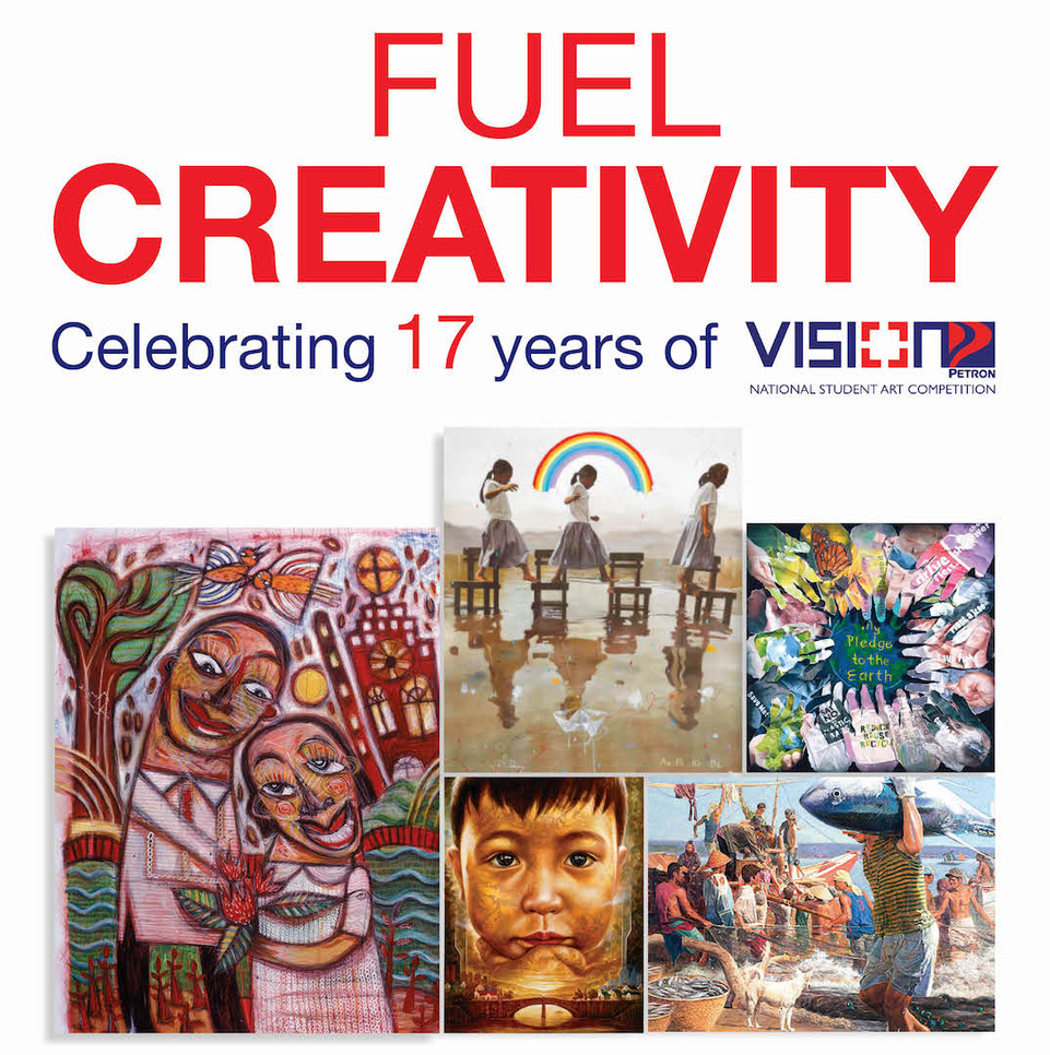 Vision Petron opens Fuel Creativity Exhibit at Bencab Museum