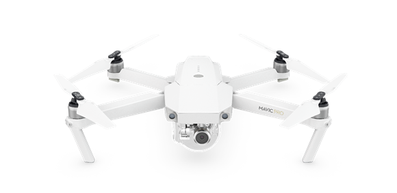DJI Launches Limited Edition Mavic Pro Alpine White With Holiday Bundle