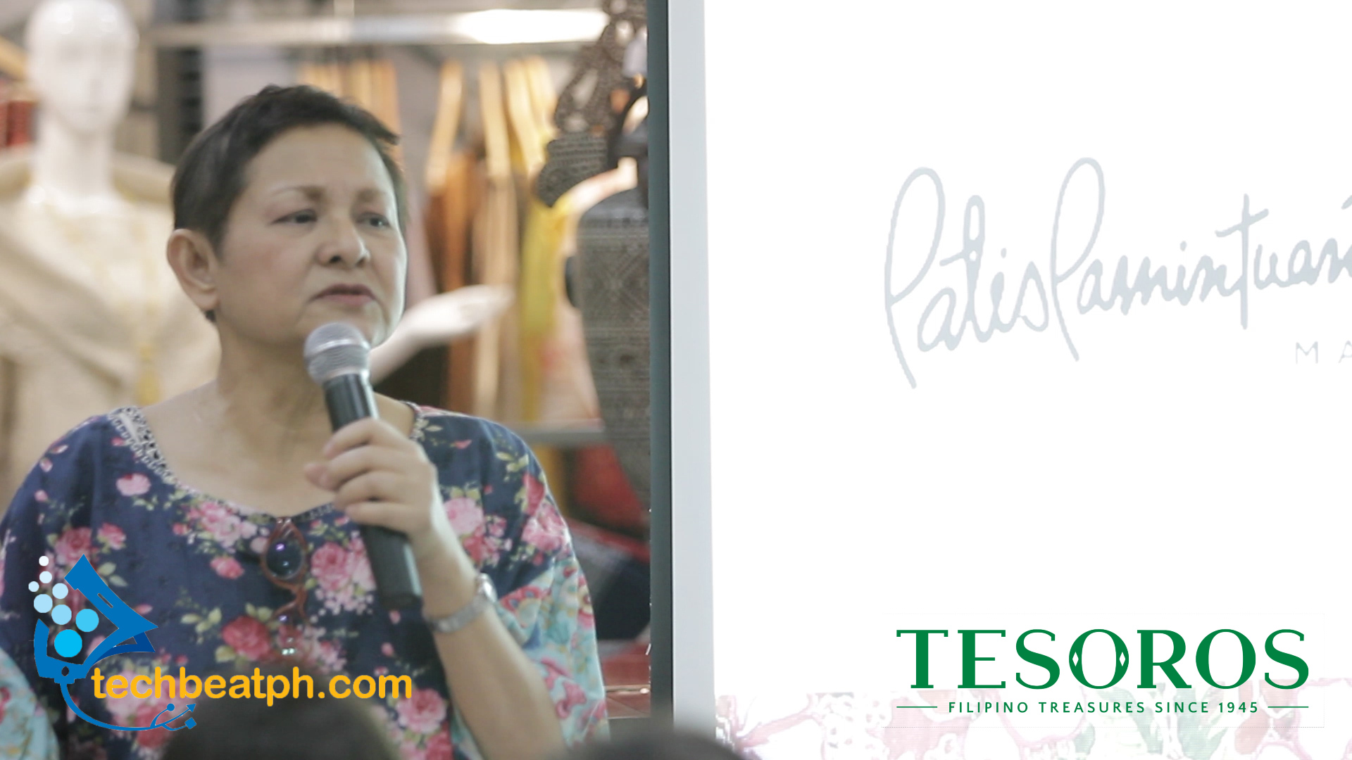 Patis Tesoro Contemporary Filipiniana