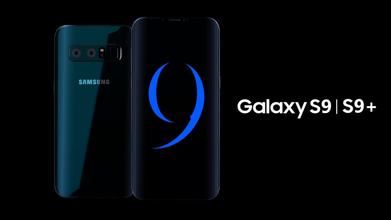Samsung Unveils New Galaxy S9 and S9 Plus
