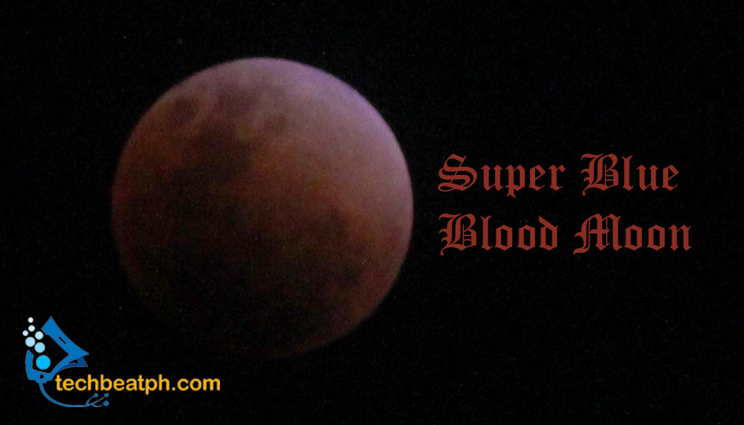 An Astronomical Trifecta the Super Blue Blood Moon