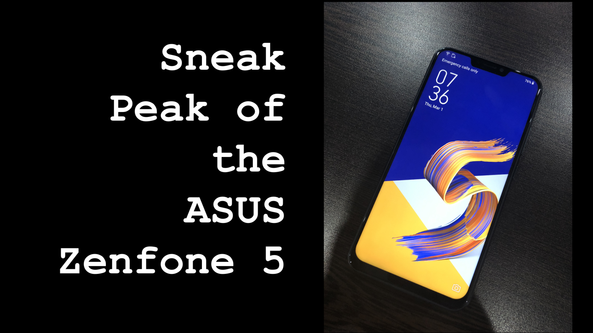 Techbeatph.com: Sneak Peak at the ASUS Zenfone 5