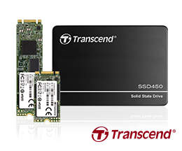 Transcend Releases New Line of Solid-state Drives for Apps