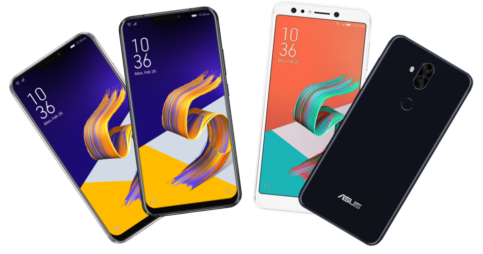 ASUS Ushers Age of Intelligent Phones with ZenFone 5
