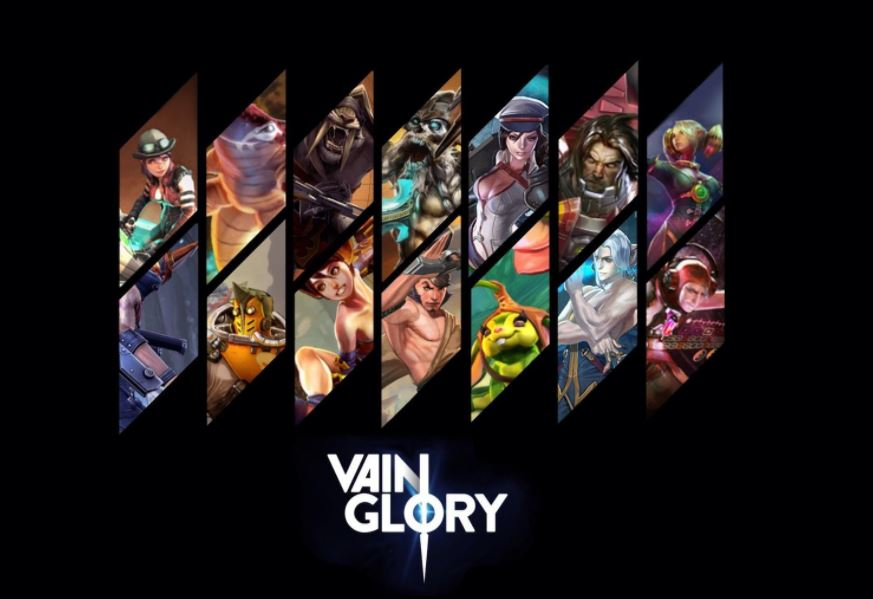 Zenfone Max Plus X VainGlory Mini Tournament