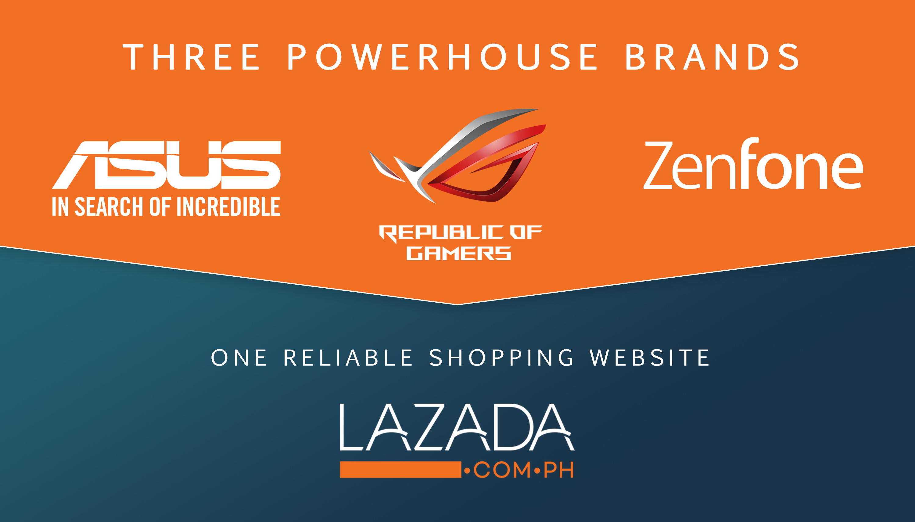 ASUS Philippines Strengthens Partnership with Lazada