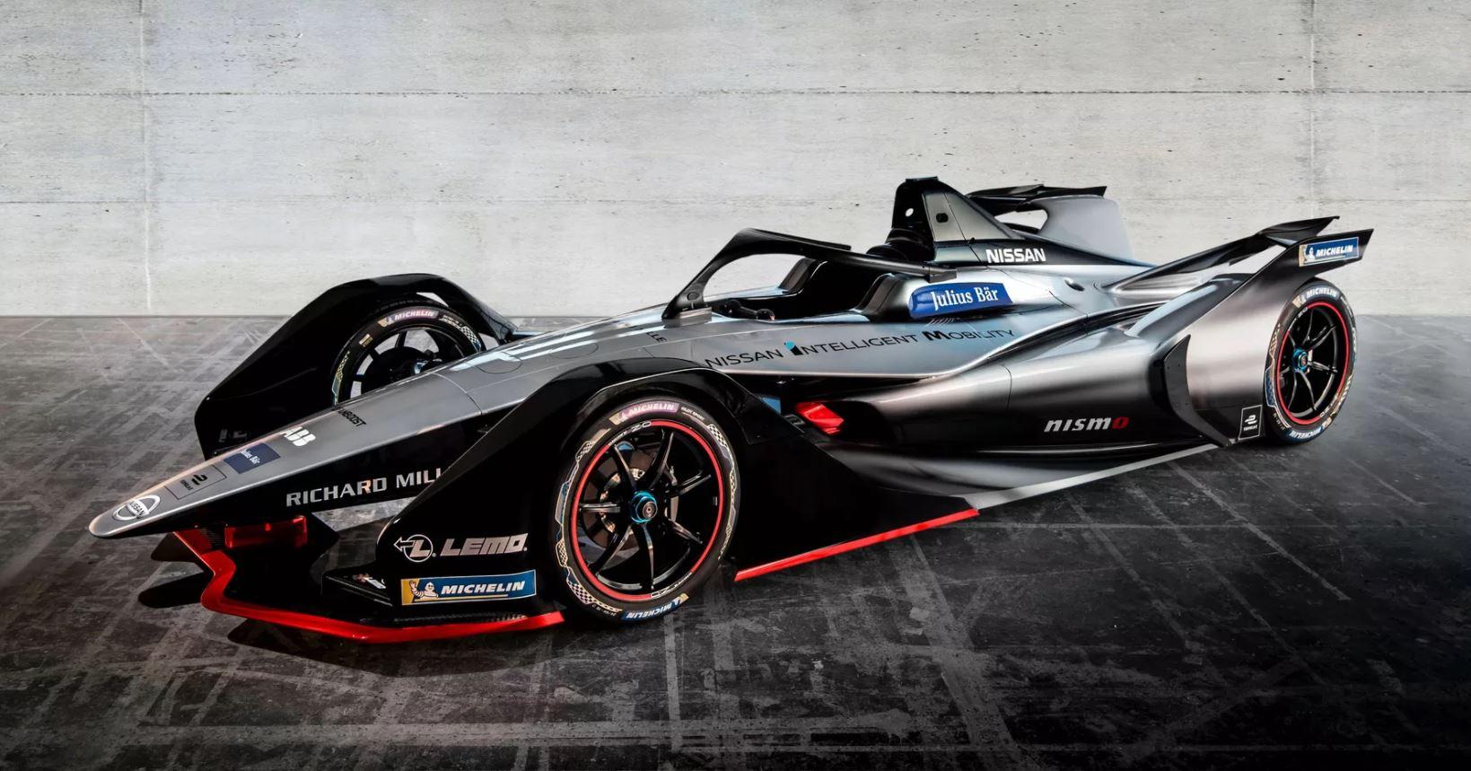 Next Generation Formula E Debuts