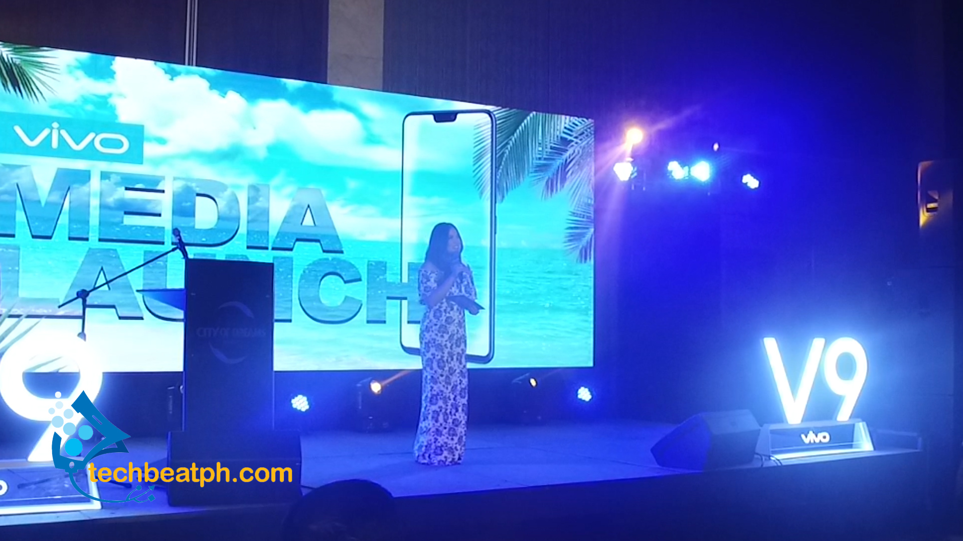 VIVO Launched the V9 in the Philippines