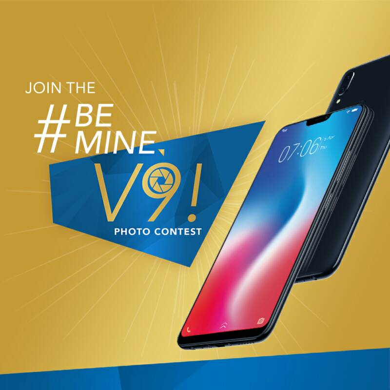 Win a Vivo V9 and get the perfect shot, the perfect view
