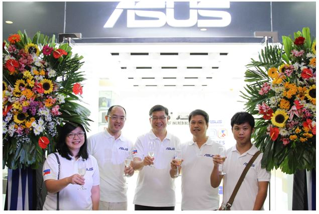 ASUS Celebrates its 10 Years of Business Excellence