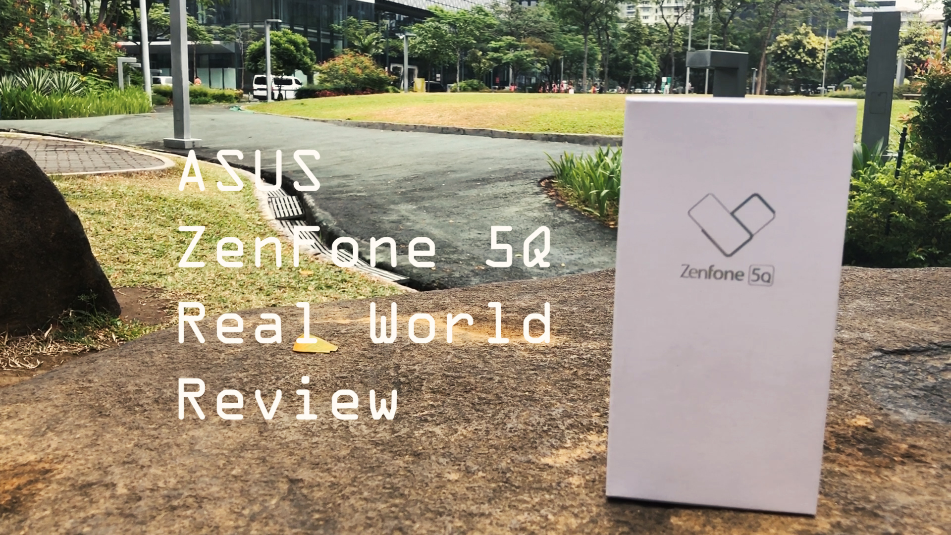 Asus Zenfone 5Q Real World Review