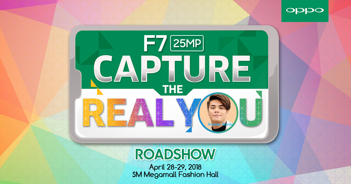 "Experience the OPPO ""Capture the Real You"""