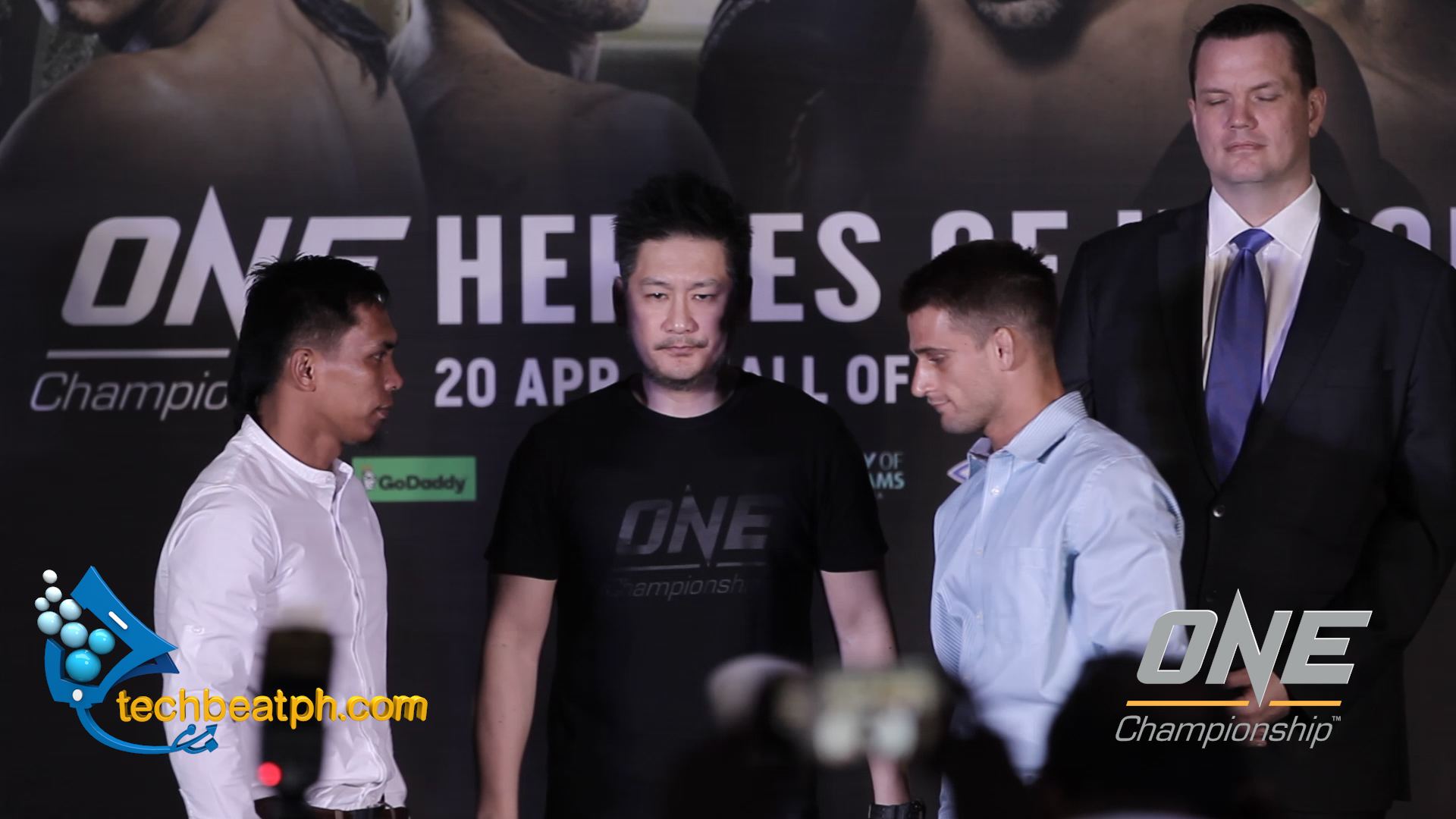 ONE Championship HEROES OF HONOR