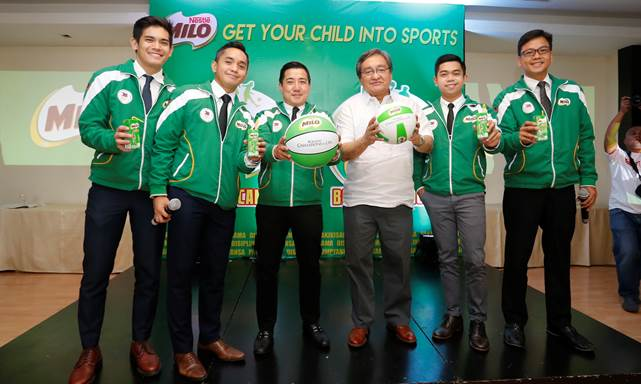 MILO Launches New Sports Programs Nationwide