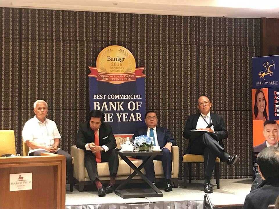Union Bank of the Philippines: Strengthening today, creating tomorrow