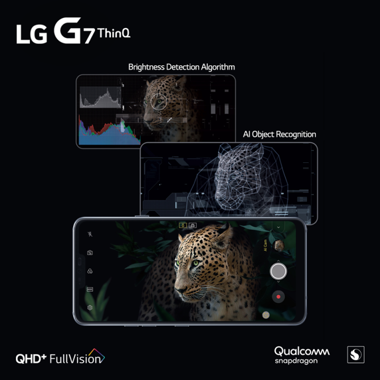 LG G7 ThinQ OFFERS DEEP AI INTEGRATION