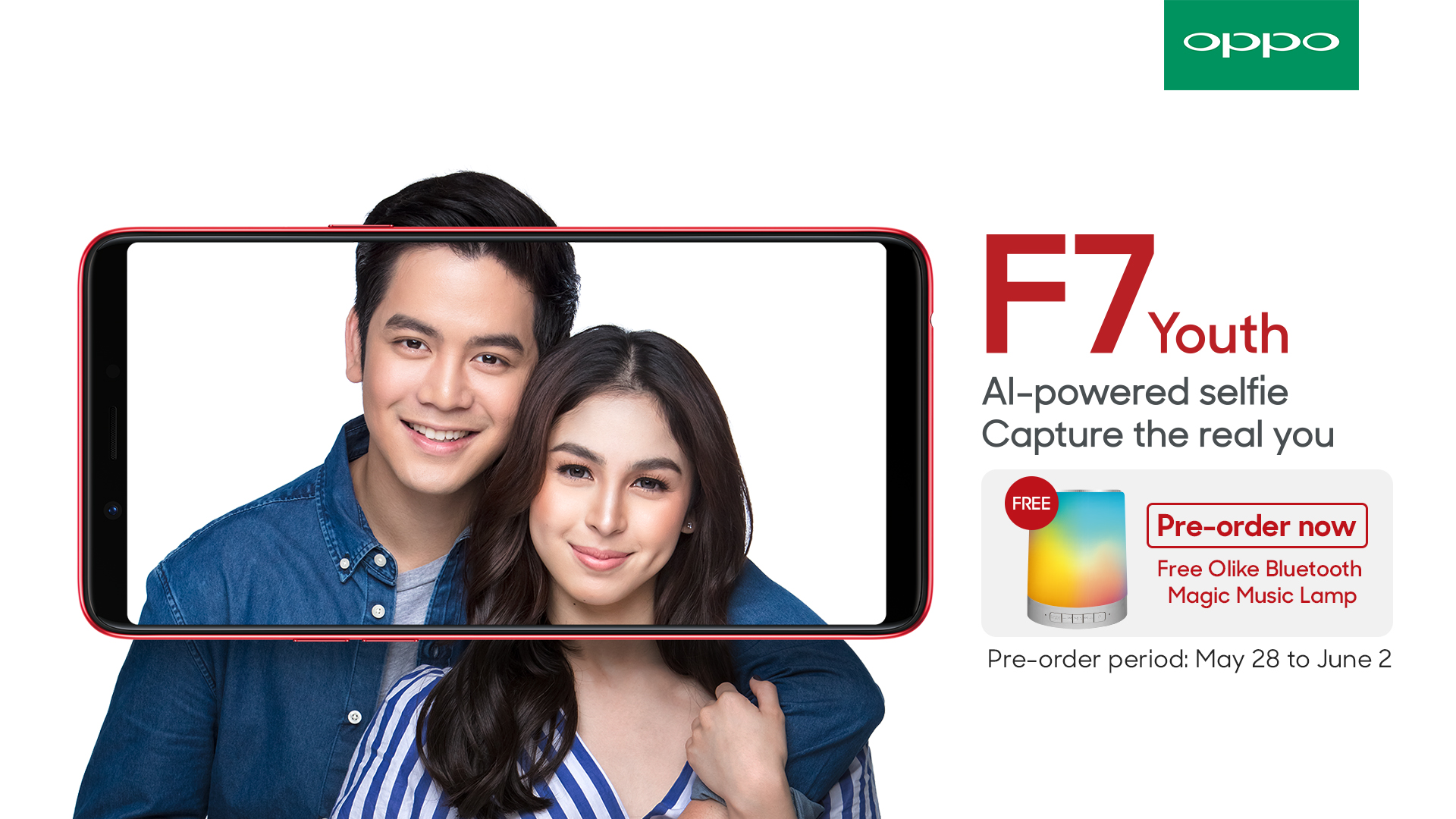 OPPO F7 Youth elevates the mid-range smartphone