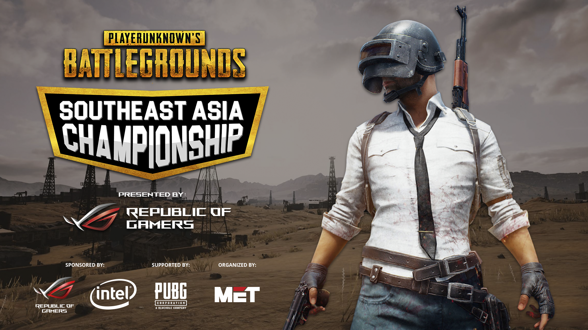 ASUS ROG Partners with PUBG for SEA Championship