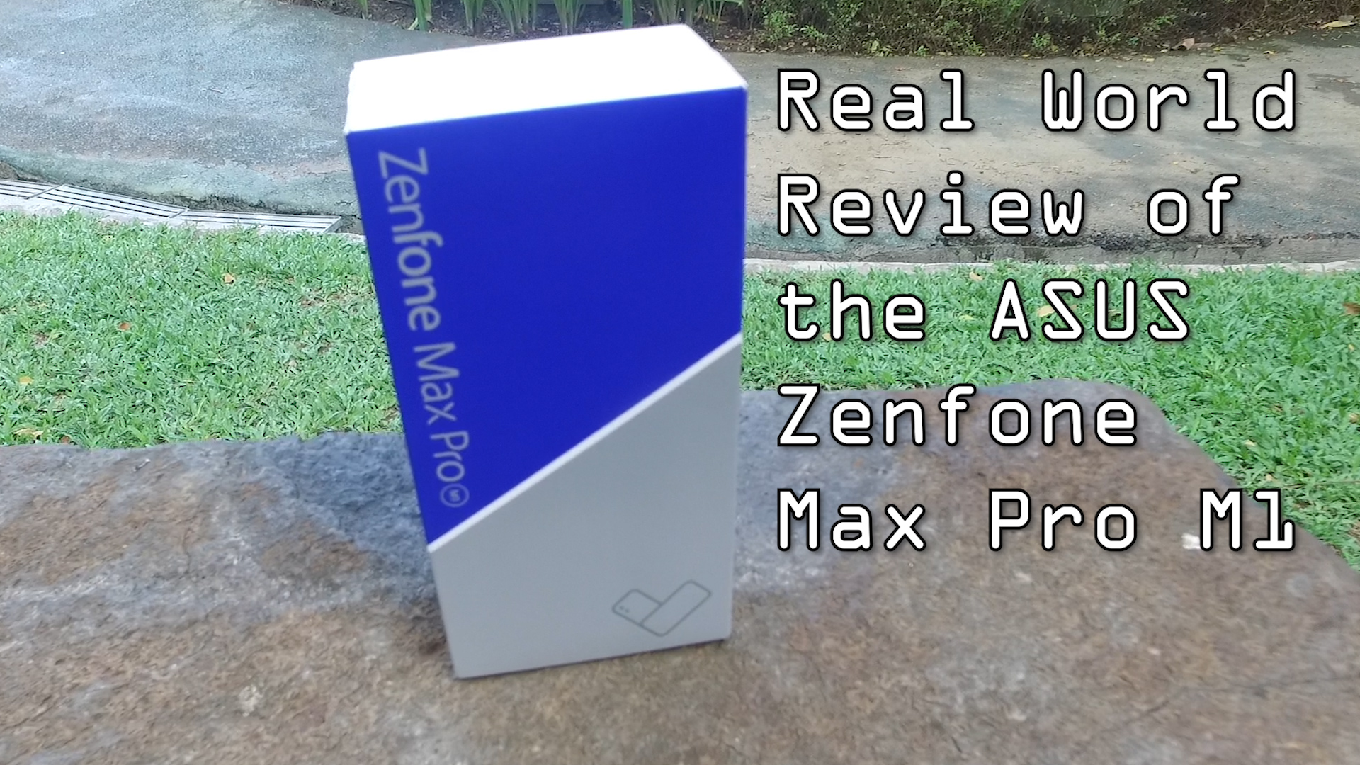 ASUS Zenfone Max Pro M1 Real World Review