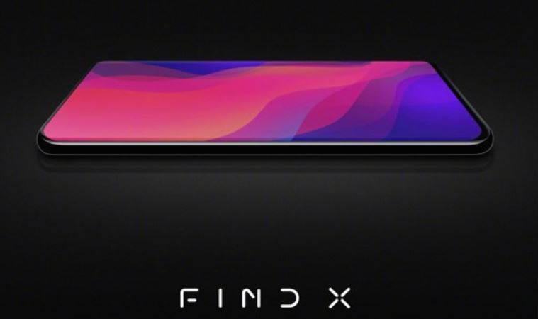 Oppo Announces The Find X Flagship Phone