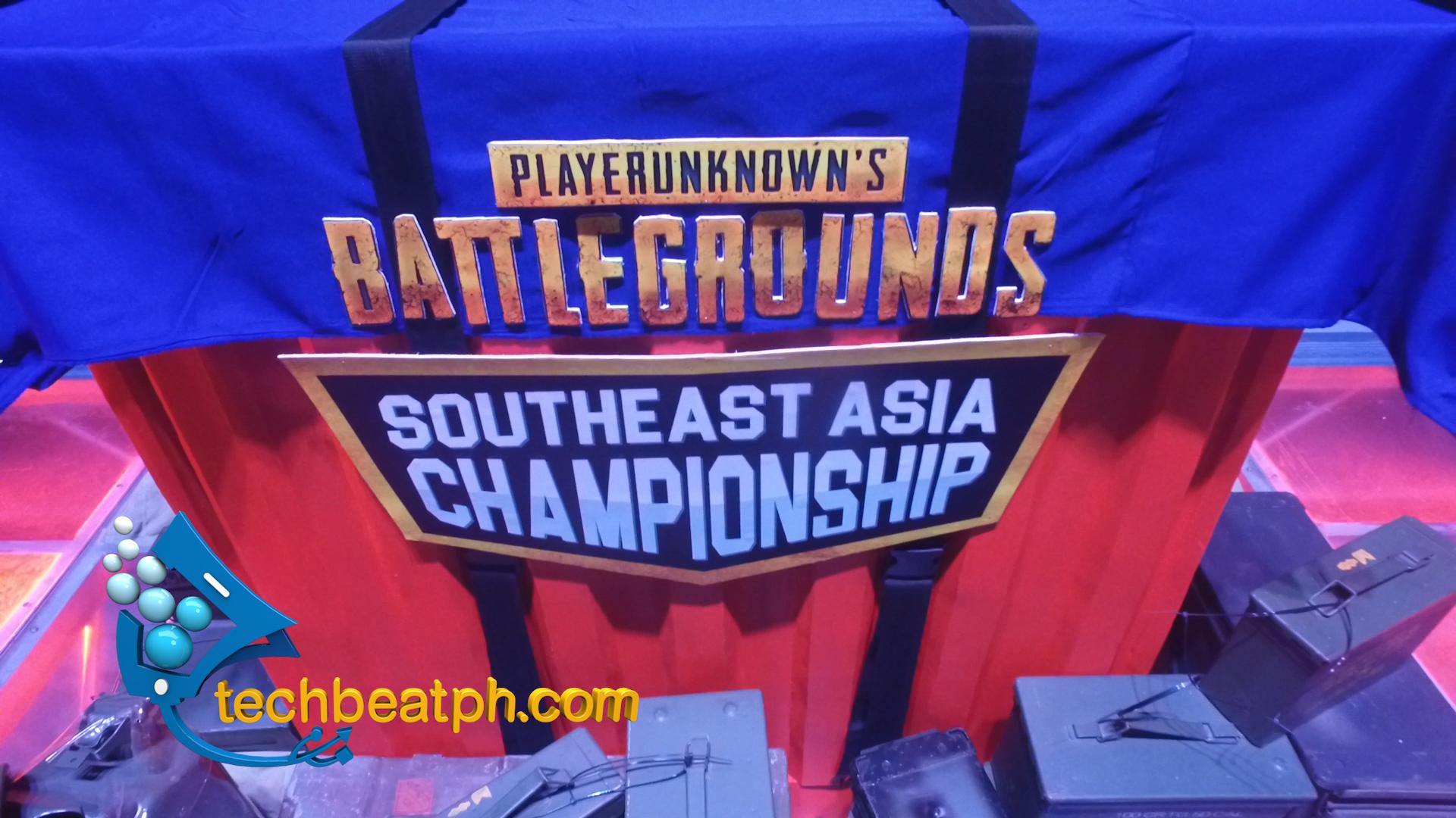 ASUS ROG PUBG Philippine Finals