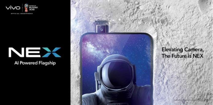 Vivo Announces a Truly Bezel Less Phone