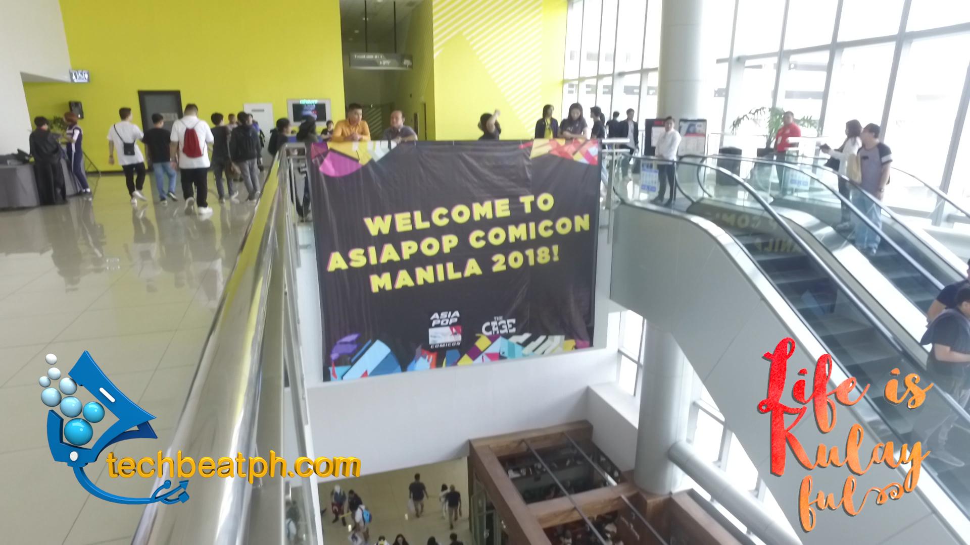 Asia Pop Comic Con 2018