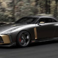 Nissan GTR-50 Godzilla Refined. Italdesign recently unveiled the Nissan GTR-50 to commemorate the former's 50th Annivesary. From th looks of things they did an awesome-jaw-dropping-face-melting-rolling-art type of makeover. Godzilla never […]