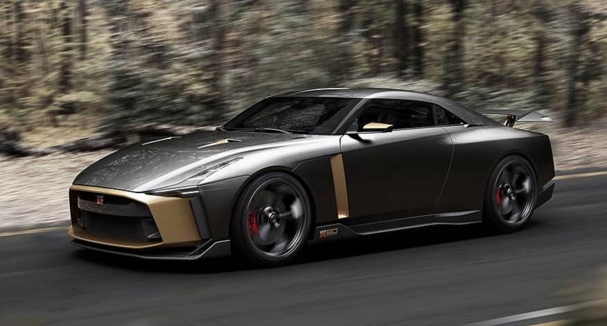 Nissan GTR-50 Godzilla Refined