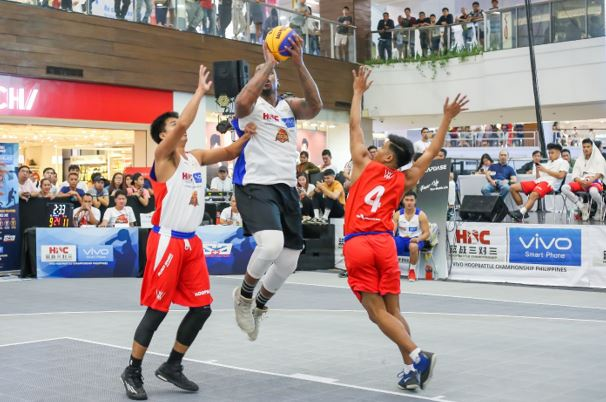Vivo brings us Hoop Battle Championship Philippines