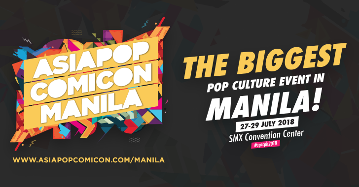 APCC Manila 2018 Brings Stellar Guest and Exhibitor