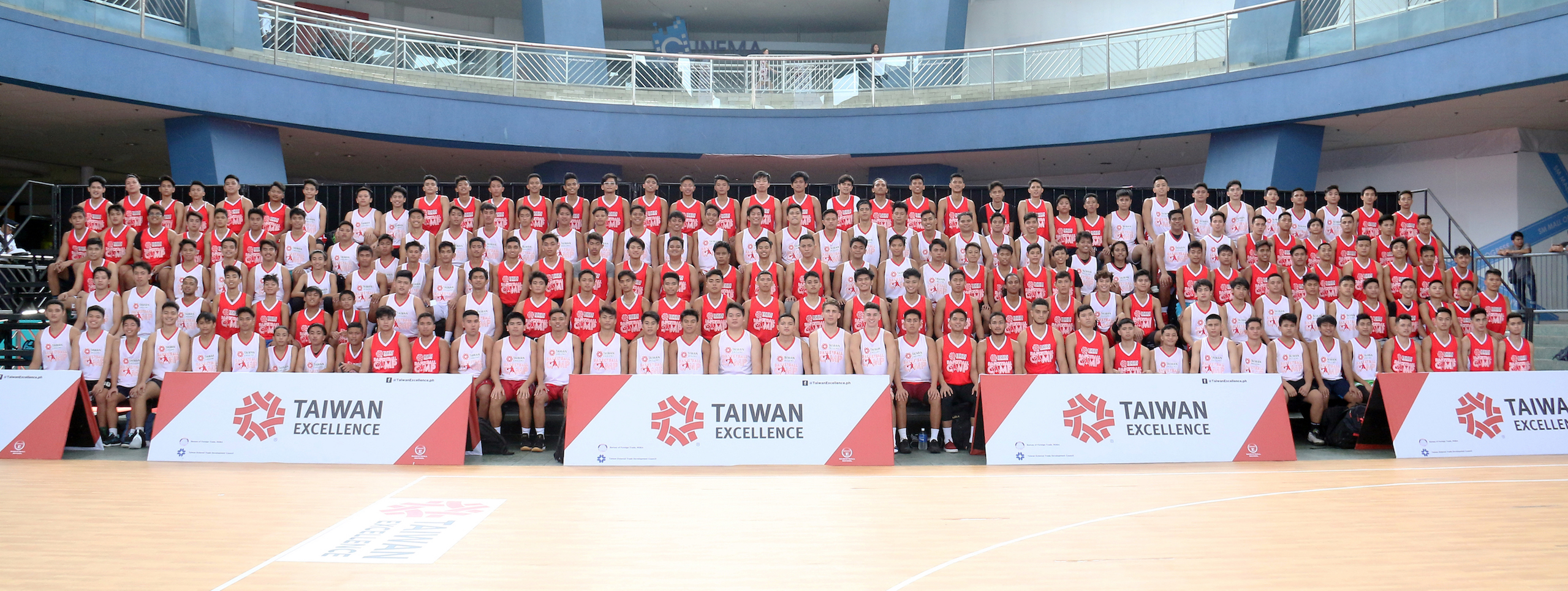 Taiwan Excellence Combines Basketball and Innovation