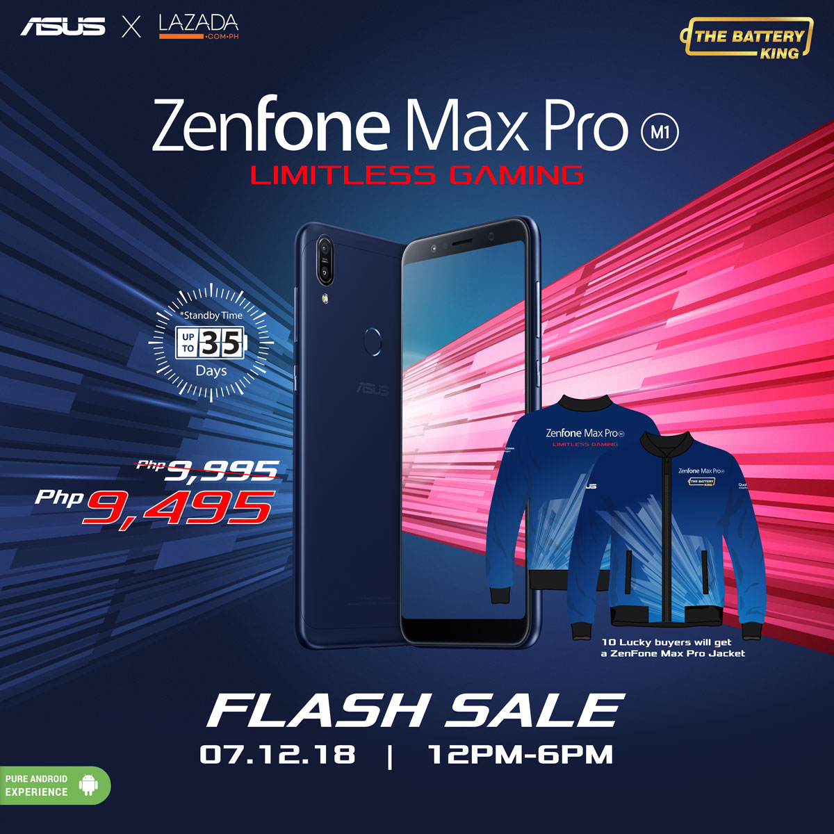 ASUS DAY on Lazada Philippines