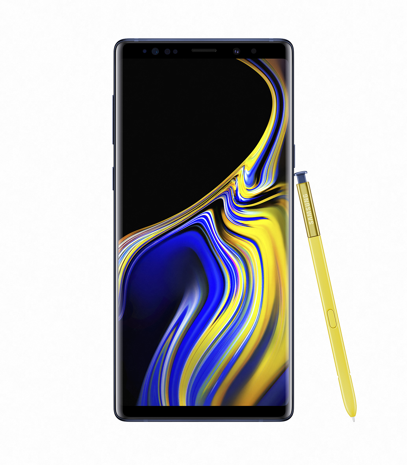 Get the new SAMSUNG Galaxy Note9 in stores now!