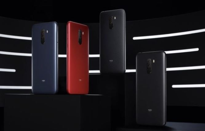 PocoPhone F1 launched in Indonesia