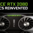 Nvidia gives us the next Generation of GPUs Nvidia just recently announced in grand fashion the next generation of GPU the Nvidia RTX 2000 series. But with the constant stream […]