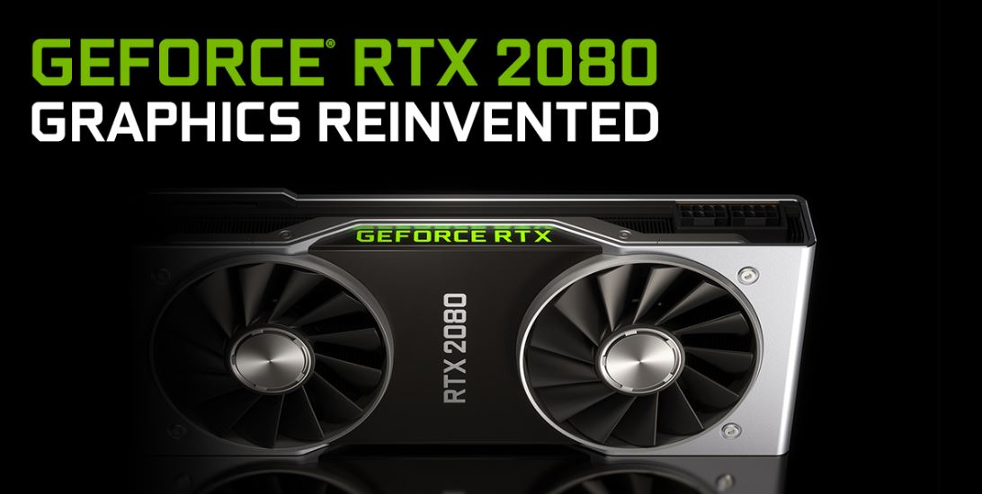 Nvidia gives us the next Generation of GPUs