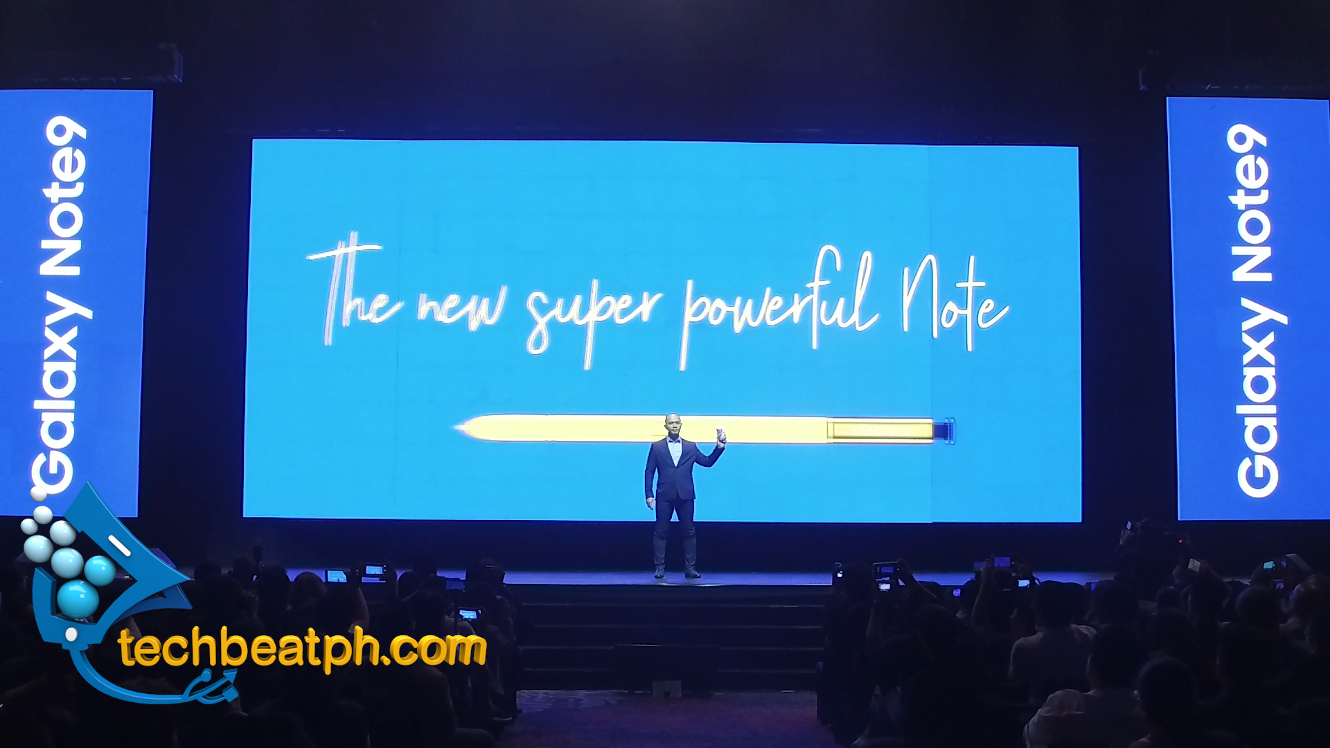 Samsung Galaxy Note 9 Philippines Launch