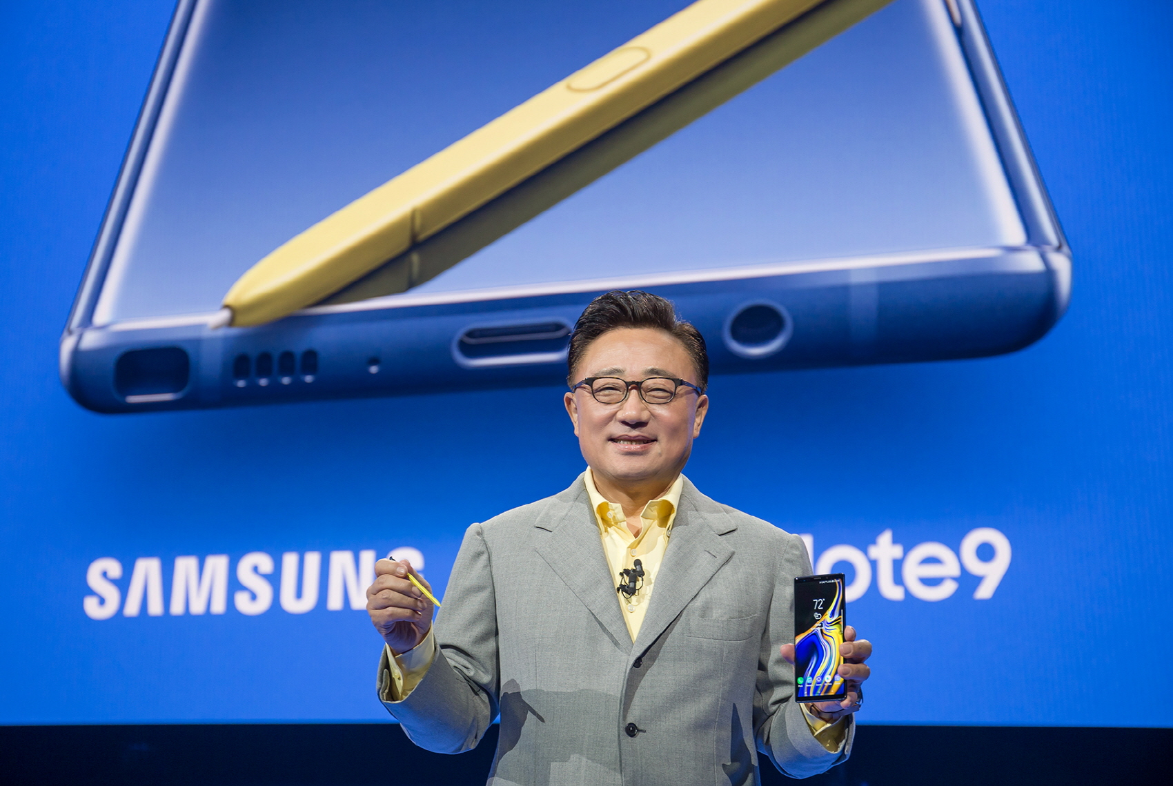 Samsung Releases Super Powerful Galaxy Note: 9