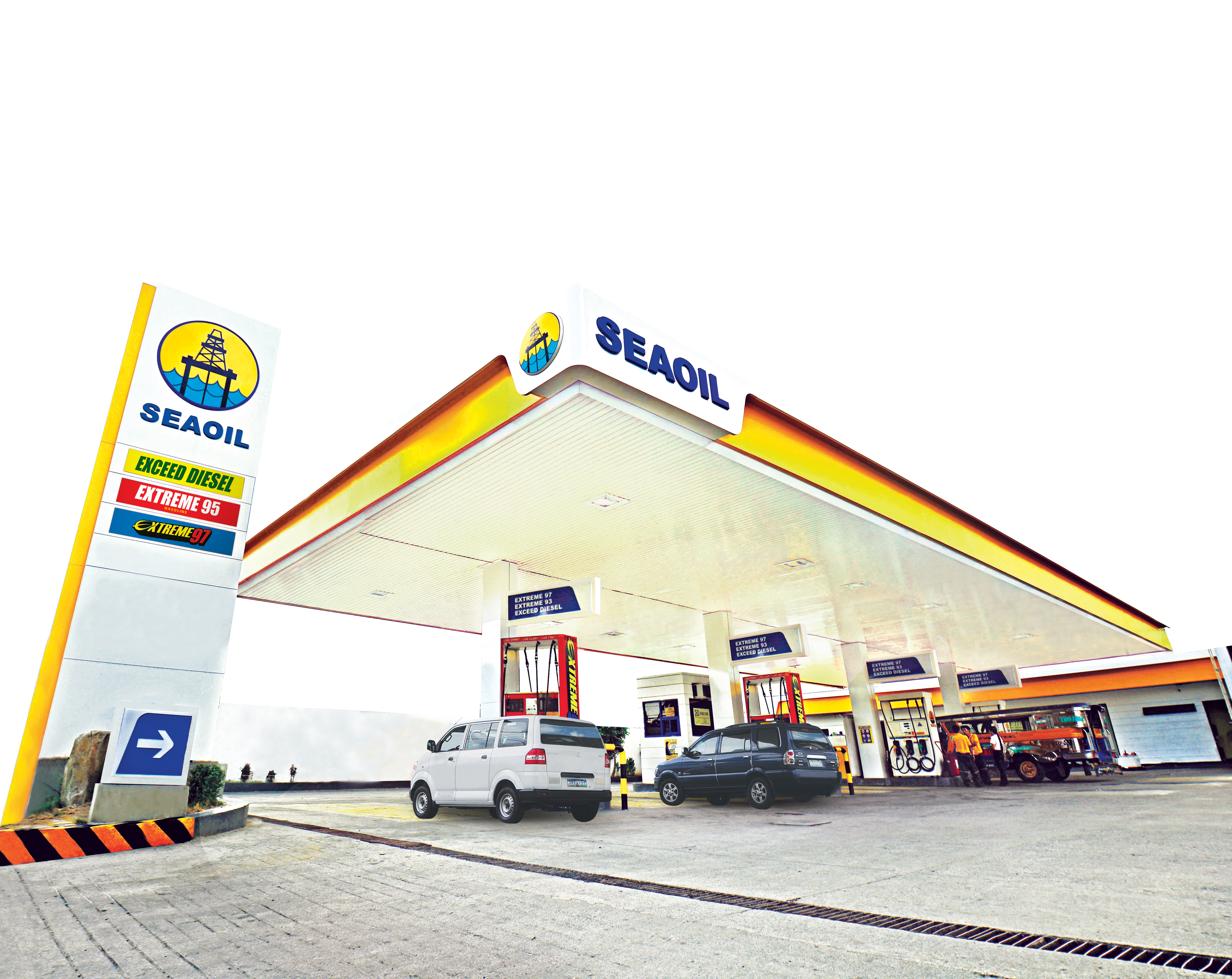SEAOIL Lifetime Free Gas promo is back