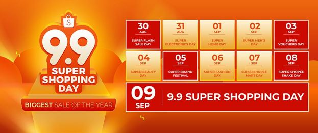 ASUS PHILIPPINES JOINS SHOPEE 9.9