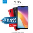 Get the notched beauty of Vivo Y85 for Php11,999 Global smartphone brand Vivo has a treat for its loyal customers: the Y85 is now available for Php11,999 or Php2,000 less […]