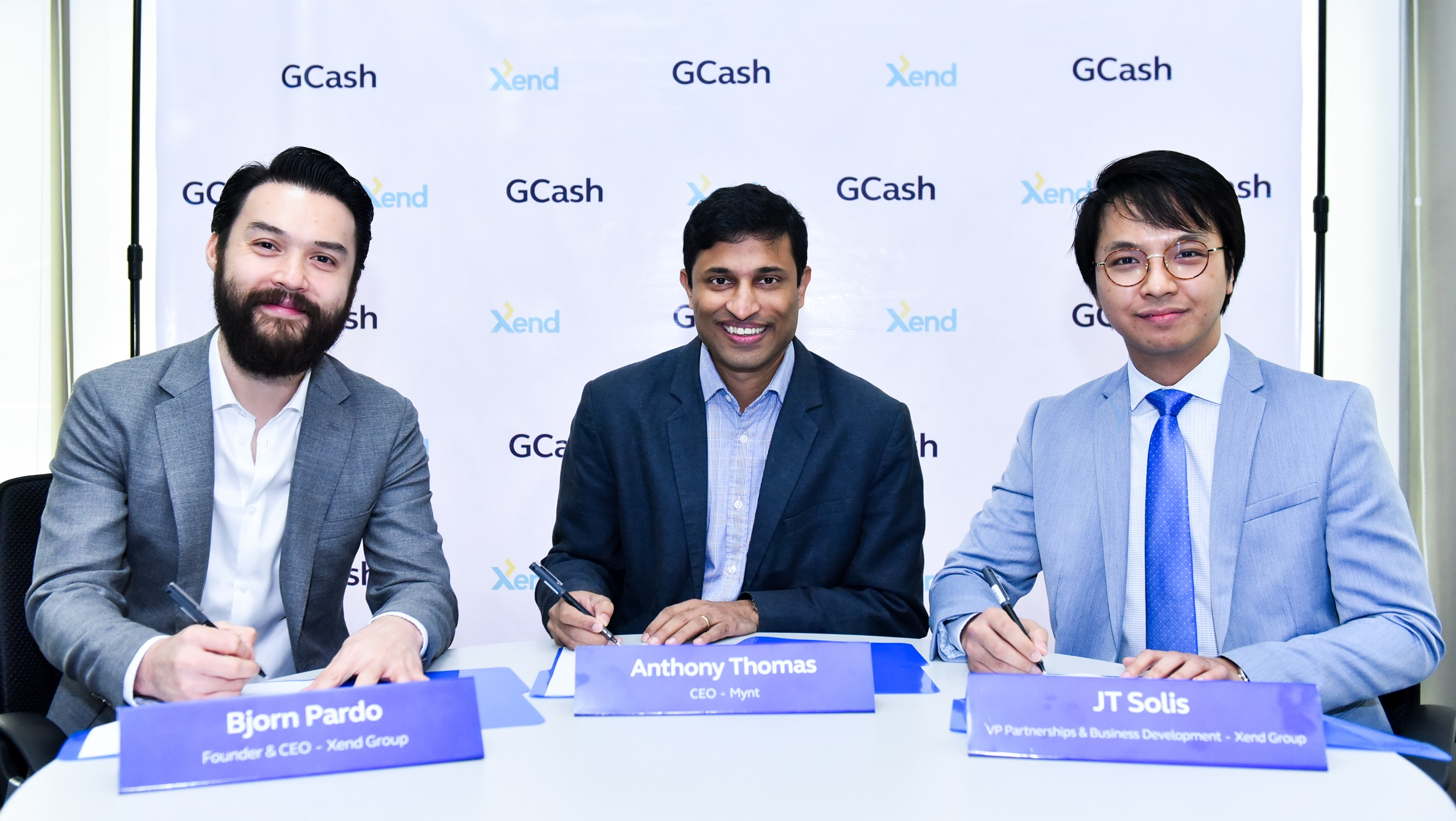 GCash, Xend Group forms QR-paid shipment service
