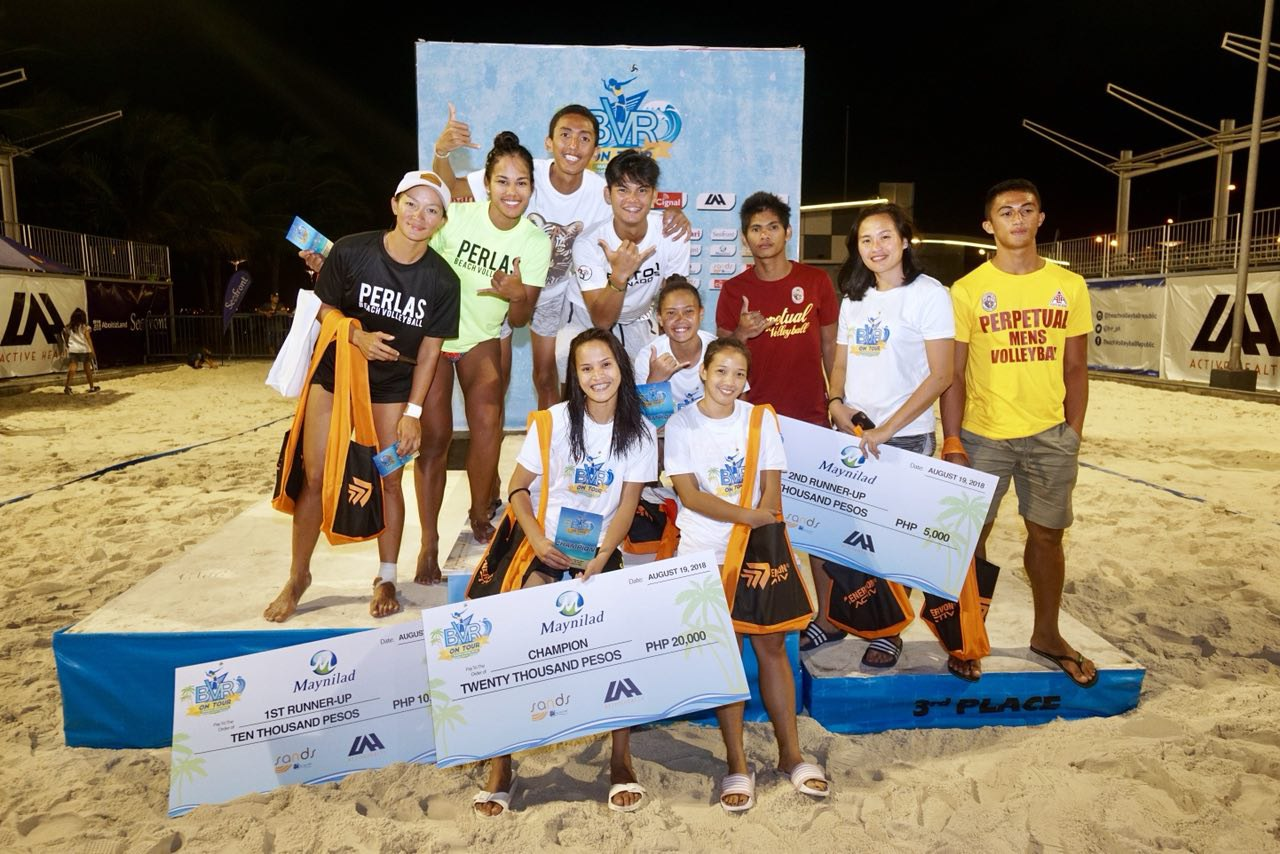 UST rules Maynilad-backed BVR on Tour Manila Open