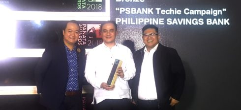 """PSBank clinches Bronze in Brand Builder Excellence PSBank clinches Bronze in Brand Builder Excellence in Brand Positioning at PANAta Awards for its """"Techie"""" campaign Philippine Savings Bank (PSBank) Senior Vice […]"""