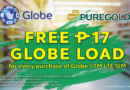 Globe and Puregold celebrate 917 Day