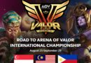 PH Gamers Unite for Valor Cup Season 3
